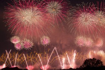 WATCH: Fourth of July fireworks light up the National Mall