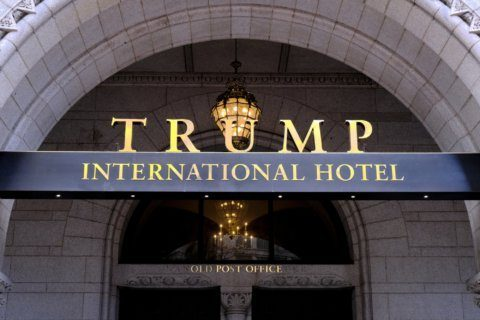 Appeals court to hold rehearing on lawsuit against Trump hotel in DC