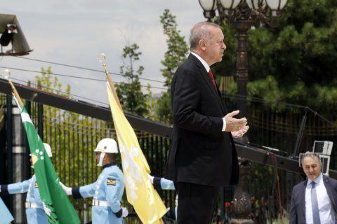 Turkey marks 3rd anniversary of failed coup