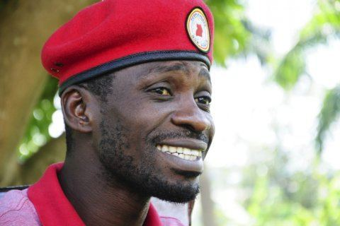 Ugandan singer Bobi Wine plans to run for president in 2021