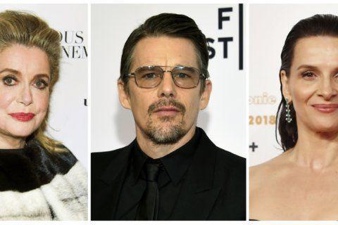 Deneuve, Hawke film 'The Truth' to open Venice Film Festival