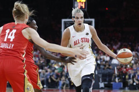 Delle Donne teams up with PETA in ad campaign