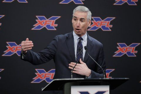 LA Wildcats, DC Defenders among teams in new XFL