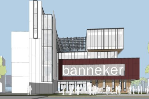 First look at D.C.'s proposed new Banneker Academic High School