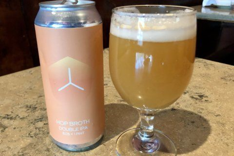 Beer of the Week: Diamondback Hop Broth Double IPA