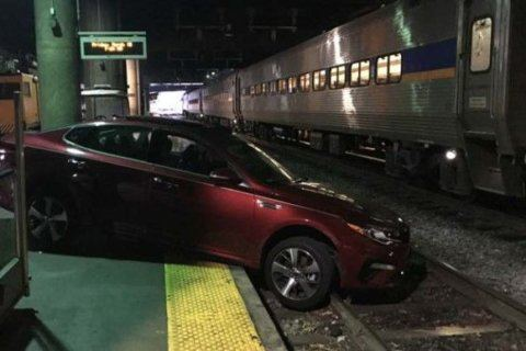 Car driven onto tracks at Union Station highlights security risks