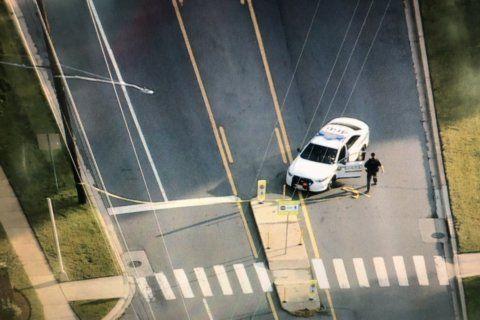 Pedestrian struck on Twinbrook Parkway in Rockville hit-and-run