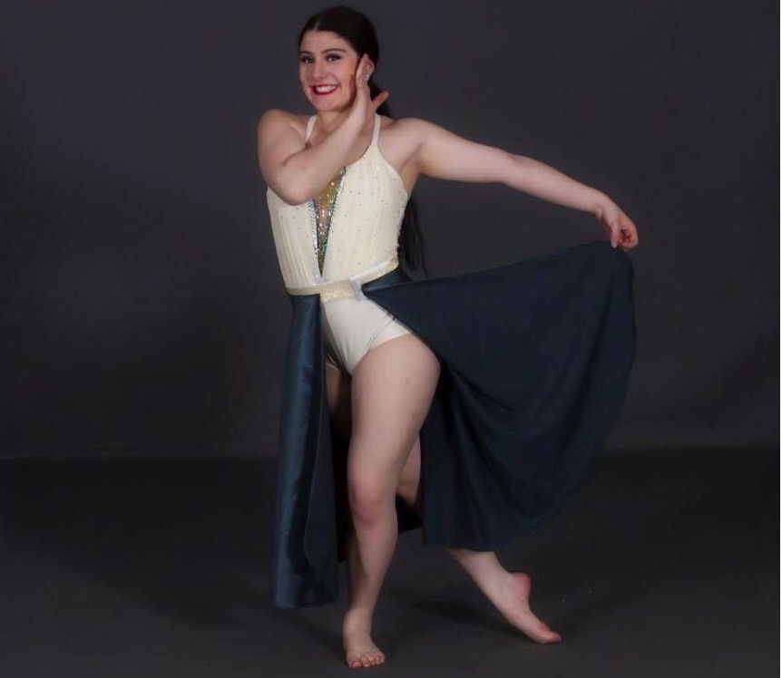 All of Brianne Fuller's dance costumes were stolen from their car, which had been parked at D.C.'s Union Station. As a result, the Michigan resident wasn't able to perform with her team in a national competition. It would have been the 18-year-old's final competition after 16 years of dancing. (Courtesy Allisson Fuller)