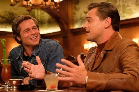 'Once Upon a Time in Hollywood' scores biggest-ever debut for Quentin Tarantino; 'The Lion King' stays on top