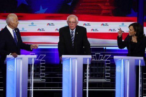 Joe Biden says he wasn't prepared for Kamala Harris' debate attack on busing