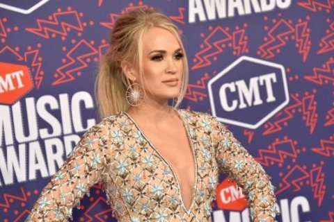 Carrie Underwood opens up about her workout routine after giving birth
