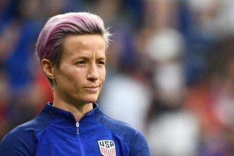 Megan Rapinoe, Rose Lavelle say injuries won't keep them out of World Cup final