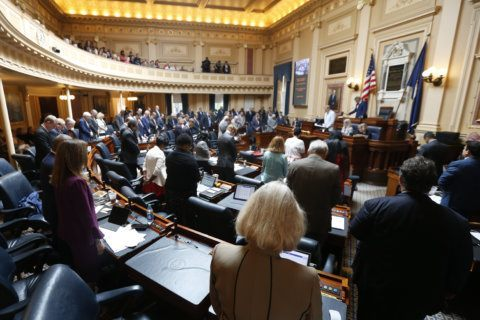 GOP-led Virginia Legislature abruptly adjourns gun session