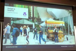Arlington could get a community banana stand, similar to Amazon's Seattle headquarters.