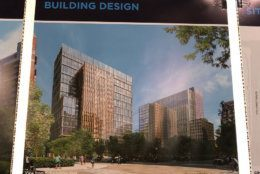 proposed amazon building