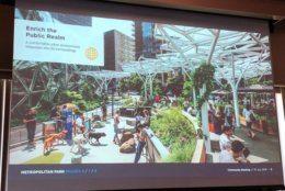 Metropolitan Park rendering