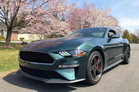 Car Review: Ford brings back the iconic Mustang Bullitt for 2019 and it's as cool as ever