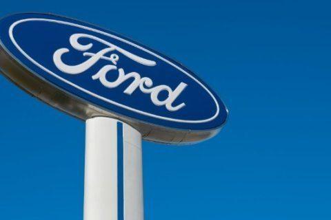 Ford builds a pickup truck emoji