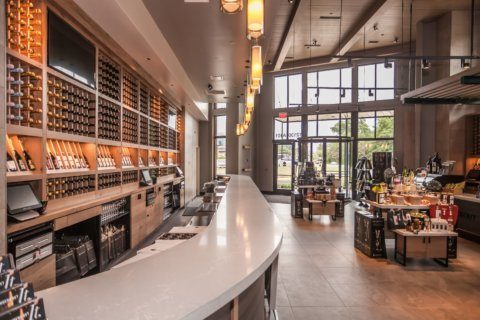 Cooper's Hawk Winery opens in Rockville