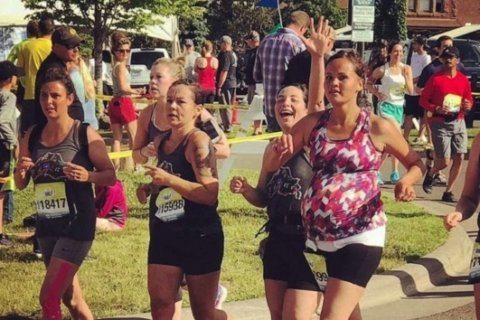How these Native American women found the strength to heal through running