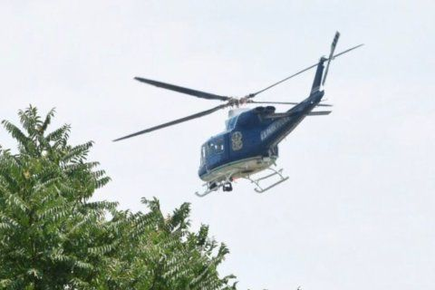 Medevac helicopter for injured 'rock star' dog stops traffic on GW Parkway