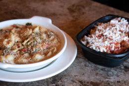 Maggiano's pasta dishes