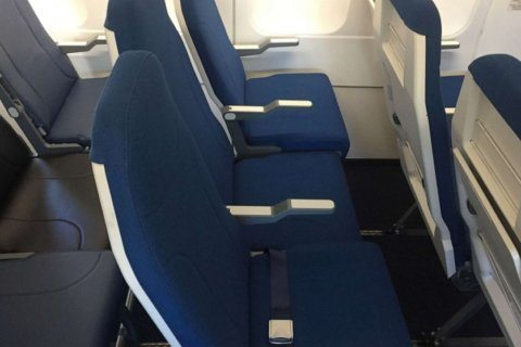 Airplanes may be getting a middle seat upgrade