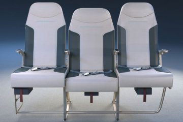 No one wants the middle seat on airplanes. This design could change that