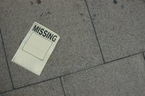 My Take: When someone goes missing, please do due diligence