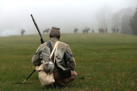 Park Service honors anniversary of 'battle that saved Washington'