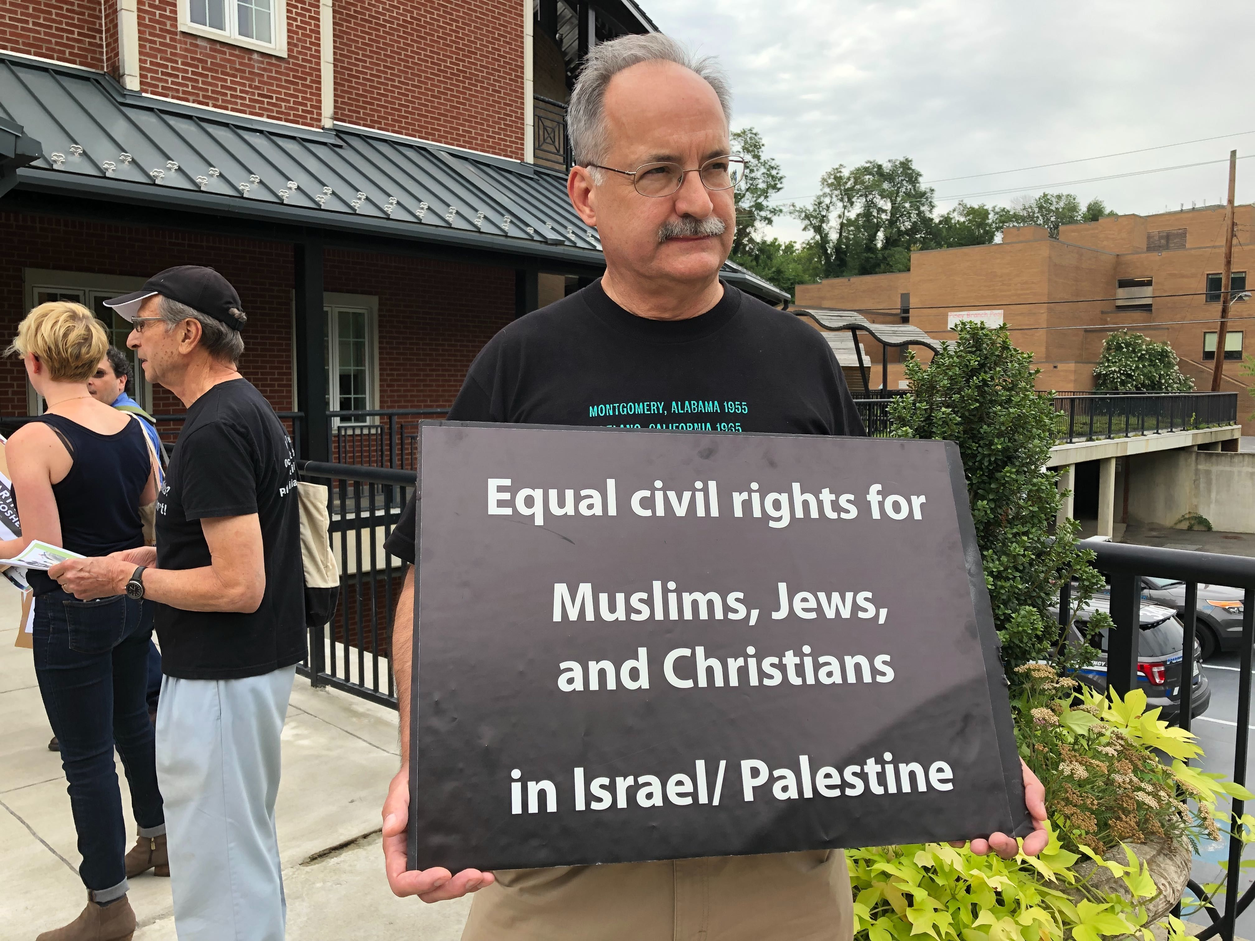 protest, occupation of the american mind