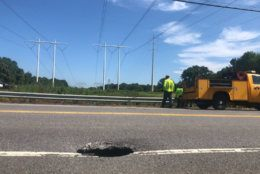 <p>Residents will be able to access their homes and businesses, but Gischlar said drivers should plan ahead and allow an extra 10 to 15 minutes to use the detour routes.</p>