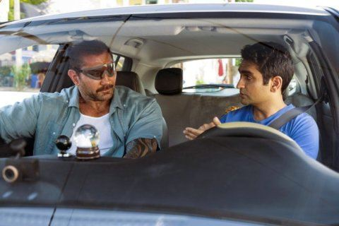 Movie Review: 'Stuber' hits buddy comedy gas, script hits skids