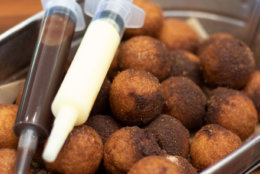 Topgolf's Injectable Donut Holes