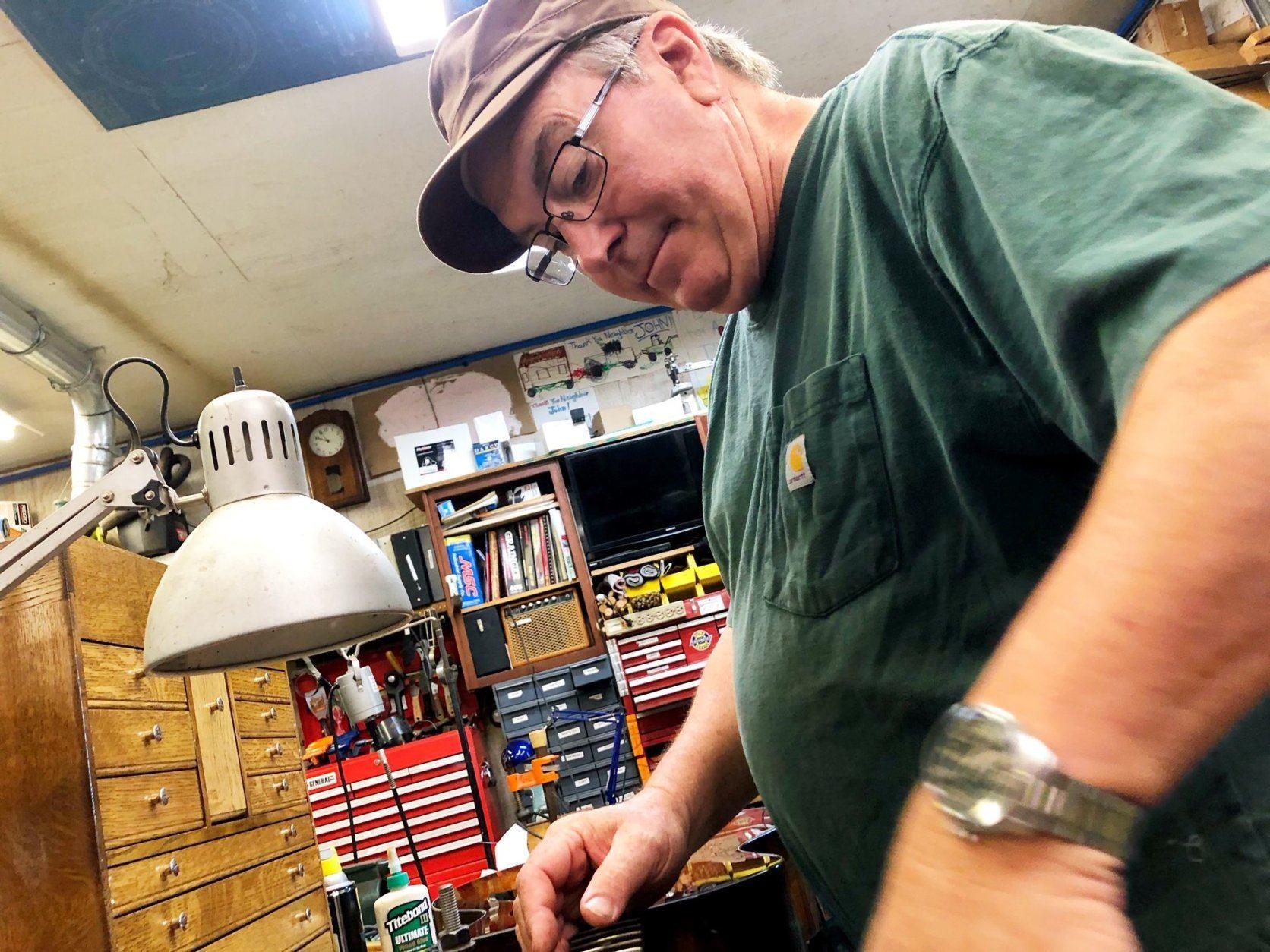 john warden guitar shop woodstock maryland