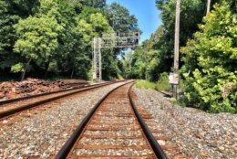 woodstock maryland railroad tracks