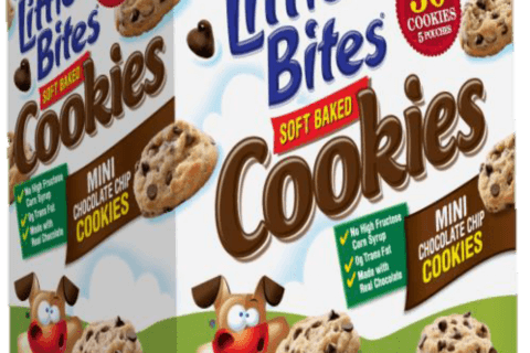 Entenmann's Little Bites Cookies recalled due to plastic pieces in pouch