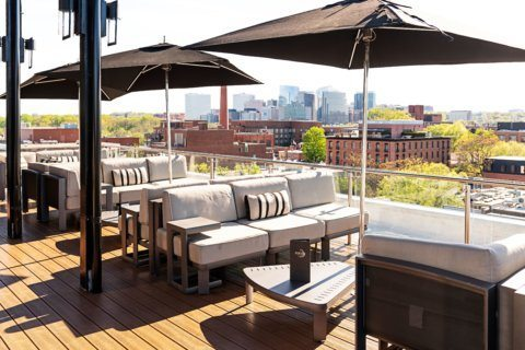 Georgetown gets a new rooftop restaurant at Graham Hotel
