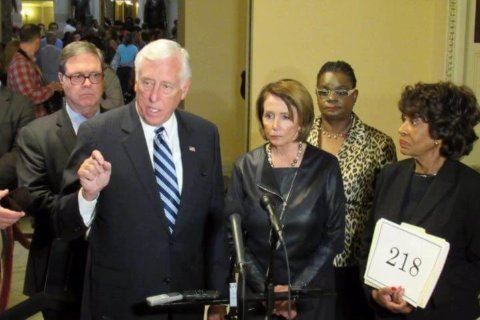 Rep. Hoyer: Sugar daddy to vulnerable House Dems