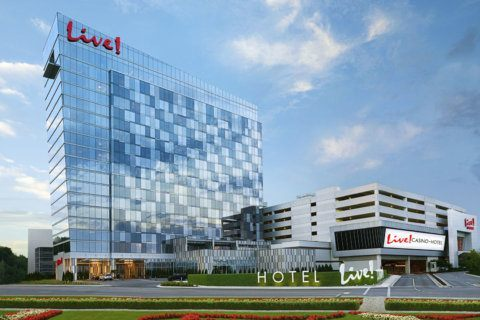 Live! Casino & Hotel gets '4 Diamond' hotel rating