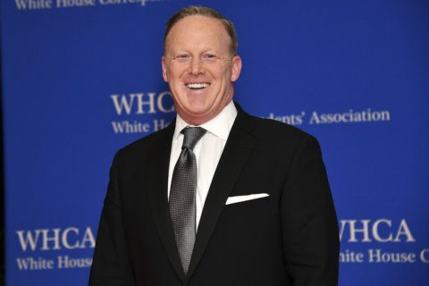 Sean Spicer says he expected 'DWTS' backlash, insists joining show isn't about politics