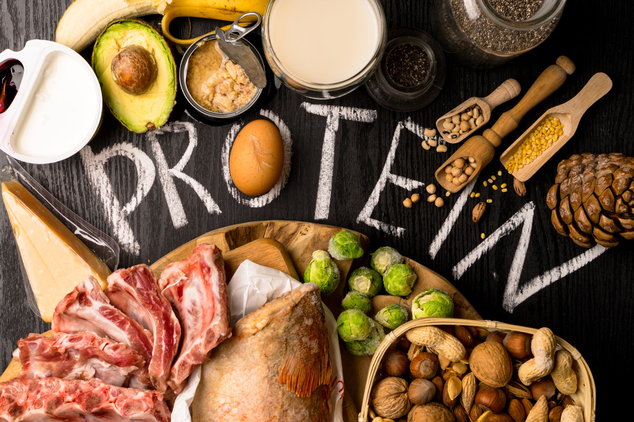 How much protein do you need? | WTOP