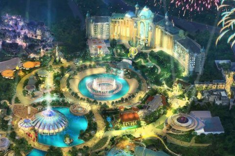 """Epic Universe"": New theme park coming to Universal Orlando"