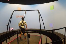 <p>The CAREN lab offers a variety of games and scenarios.</p>