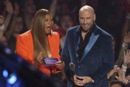 Queen Latifah, John Travolta