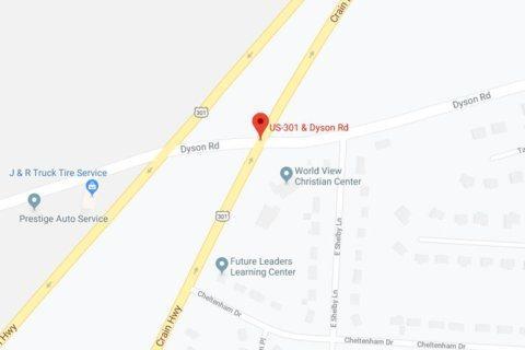 3 hospitalized after crash in Brandywine