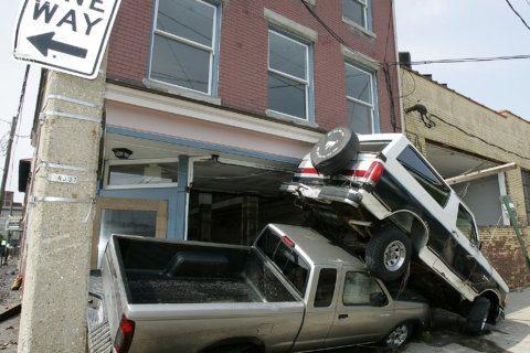 15 years ago: Hurricane Gaston struck Virginia