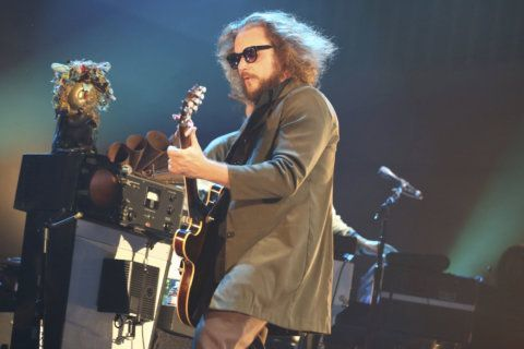 Q&A: My Morning Jacket frontman leads NSO concert at Kennedy Center