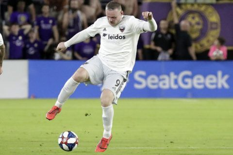 DC United's Wayne Rooney leaving to play and coach in England