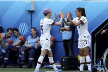 Megan Rapinoe, Christen Press speak out after ending US Soccer salary mediation